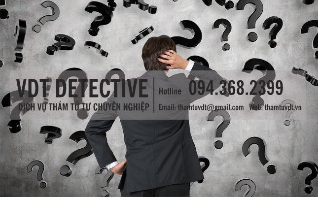 Cần thuê gấp dịch vụ thám tử tư tại Hà Nội