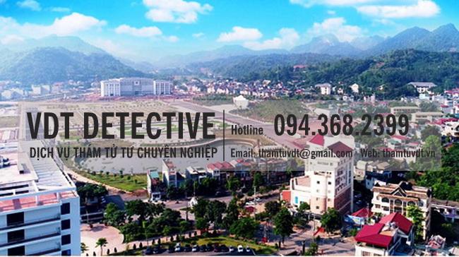 Công ty dịch vụ thám tử uy tín tại Sơn La