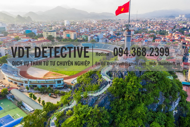 Công ty dịch vụ thám tử uy tín tại Lạng Sơn