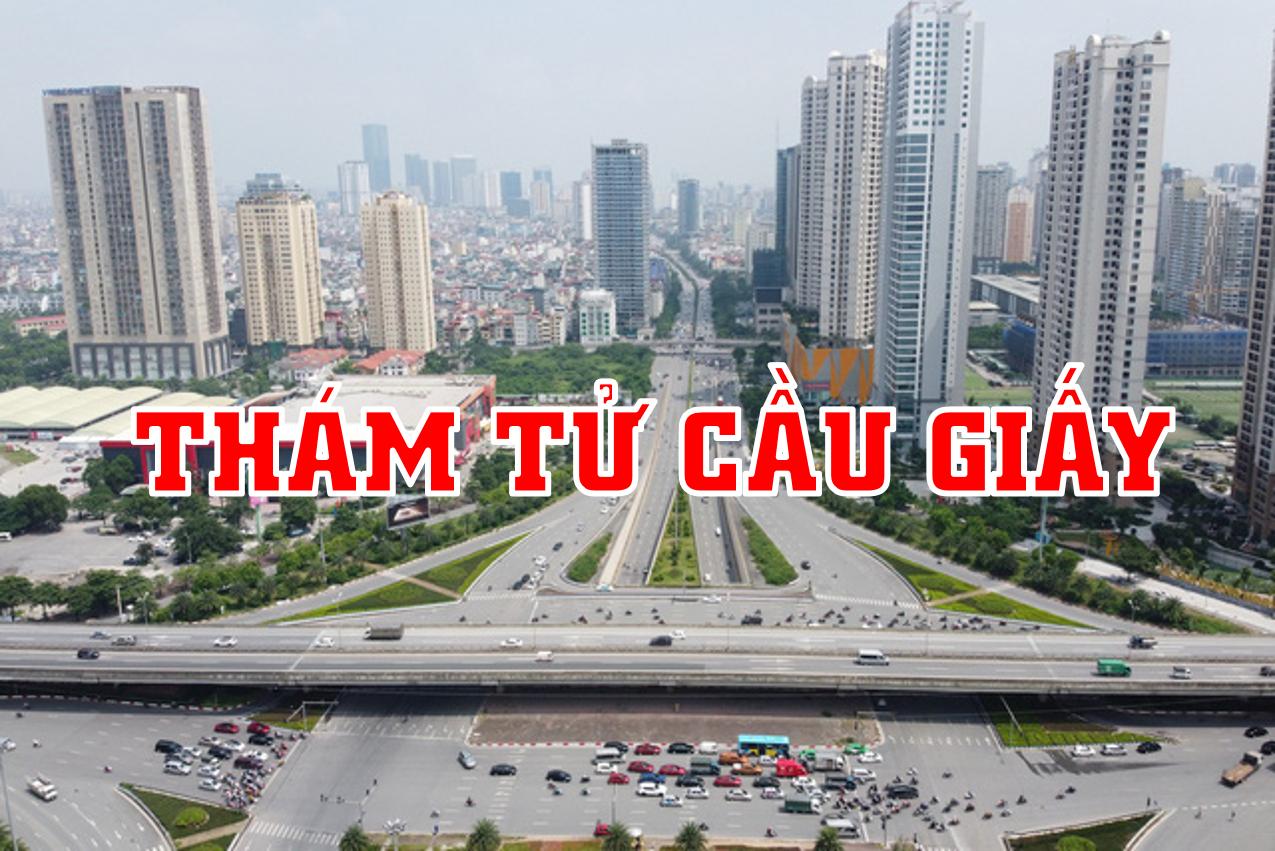 Công ty cung cấp dịch vụ thám tử tư tại Cầu Giấy, Hà Nội